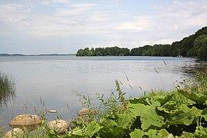 Lake Esrum - Lake Esrum