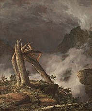 Frederic Edwin Church - Storm in the Mountains 2.jpg