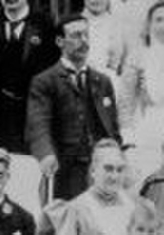 Frederick Linfield - Linfield in 1893