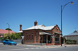 Freeling, South Australia - Image: Freeling Post Office