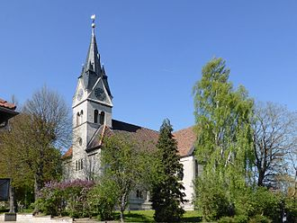 Frellstedt - The Lutheran church