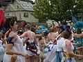 Fremont Solstice Parade 2008 - samba dancers 07.jpg