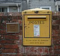 French Post Box - geograph.org.uk - 324393.jpg