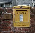 French Post Box - geograph.org.uk - 324393.jpg