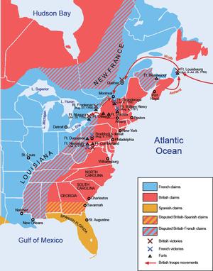 Siebenjähriger Krieg in Nordamerika – Wikipedia