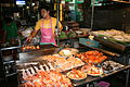 Fresh fish for dinner, Hua Hin (8288891936) (2).jpg