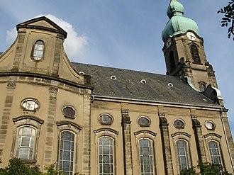 Freyming-Merlebach - Église Saint-Maurice