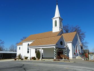 Frohna, Missouri - Concordia Lutheran Church