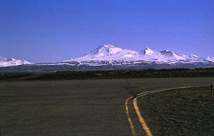 Frosty Volcano - Image: Frosty