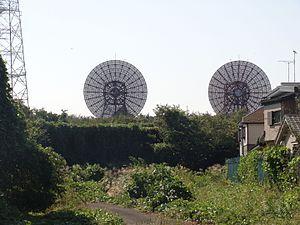 Fuchū Air Base (Tokyo) - Fuchu Communications Station 02