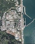 Fukushima I Nuclear Power Plant Aerial photograph.Sep.2013.jpg