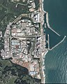 Fukushima I Nuclear Power Plant Aerial photograph.Sep.2013.jpg