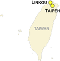Futsal - WM-Austragungsorte - Taiwan 2004.png