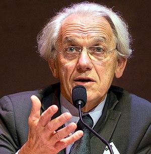 Gérard Mourou - Gérard Mourou in 2015