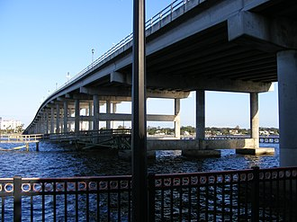 Granada Bridge (Ormond Beach) - Image: GB(OB) 0946
