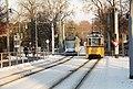 GT4 und Combino in Ulm 2004.jpg