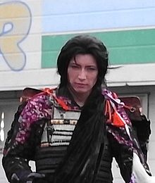 Description de l'image  Gackt at the Kenshin Festival, 2008(2)(cropped).jpg.