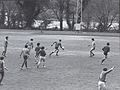 Gaelic football match on playing fields at NCPE (9370854404).jpg