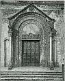 Galatina chiesa di S. Caterina porta maggiore xilografia di Richard Brend'amour.jpg