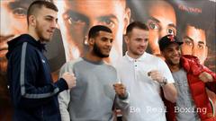 Gamal Yafai British boxer