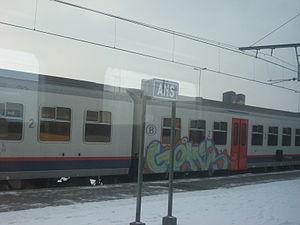 Ans railway station - Image: Gare de Ans pres de Liege Wallonie Belgique