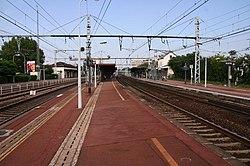 Station Maisons-Alfort - Alfortville