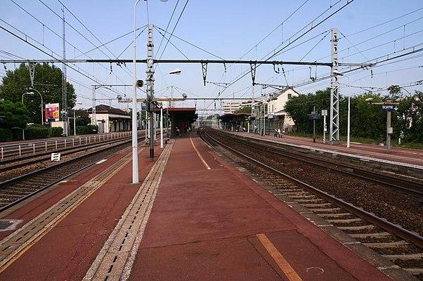 Maisons-Alfort – Alfortville (Paris RER)