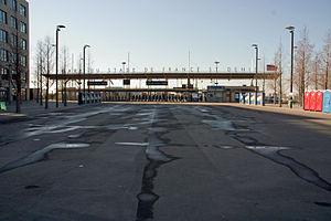 Stade de France – Saint-Denis (Paris RER) - Entrance