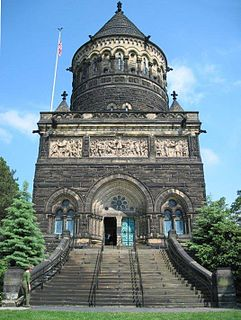 James A. Garfield Memorial United States historic place