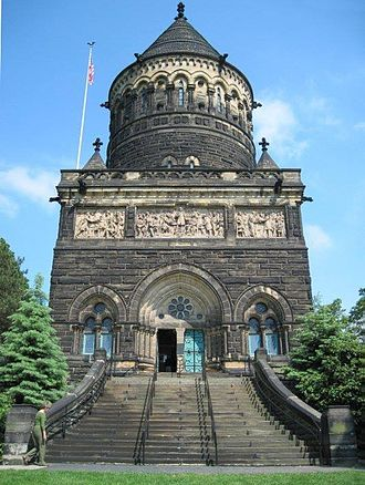 James A. Garfield Memorial - Image: Garfield Memorial 2013 09 14 17 58 11