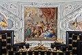 Garsten Pfarrkirche Chor Joch 2 Fresco.jpg