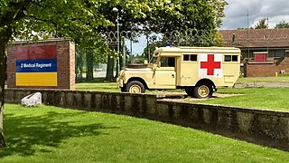 St Georges Barracks, North Luffenham