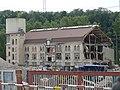 Gemmrigheim - Papierfabrik - Abriss - hinterer Bau später.jpg