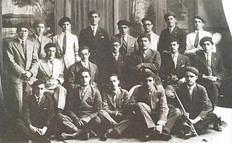 Generation of 1928 - Students of the Generation of 1928.