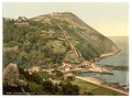 General view, Lynton and Lynmouth, England-LCCN2002697003.tif