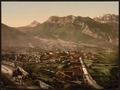 General view, Njegus, Montenegro-LCCN2001699413.tif