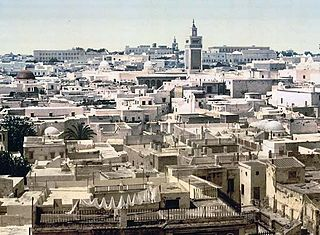 General view of Tunis - Tunisia - 1899.jpg