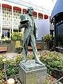 Georg Carstensen memorial - Tivoli Gardens, Copenhagen - DSC08367.JPG