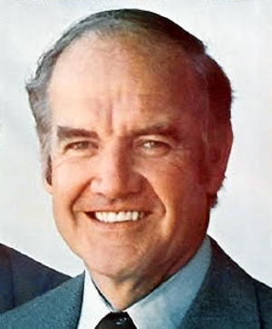 United States presidential election in North Dakota, 1972 - Image: George Mc Govern