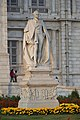 George Nathaniel Curzon - Marble Statue By Frederick William Pomeroy - Victoria Memorial Hall - Kolkata 2018-02-17 1303.JPG