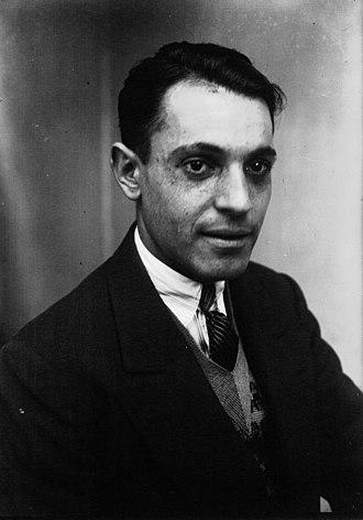 Georges Paillard - Paillard in 1929
