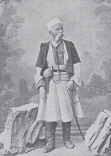 Georgi Pulevski Macedonian writer