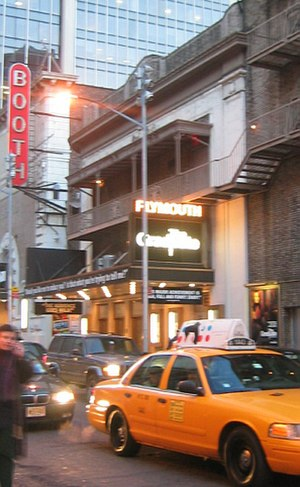 Gerald Schoenfeld Theatre - Plymouth Theatre, showing The Graduate, 2003