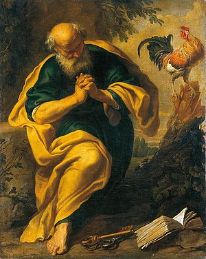 Repentance of St Peter