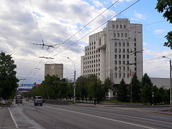 Улица герцена правительство