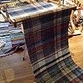 Gewebe -weben -weaving -rigidheddleloom (26684230489).jpg