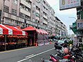 Ghost Festival ceremony on street in Taichung 02.jpg