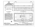 Gilman Garrison, Water and Clifford Streets, Exeter, Rockingham County, NH HABS NH,8-EX,2- (sheet 3 of 38).png