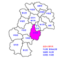Gimcheon map-Joma-myeon.png