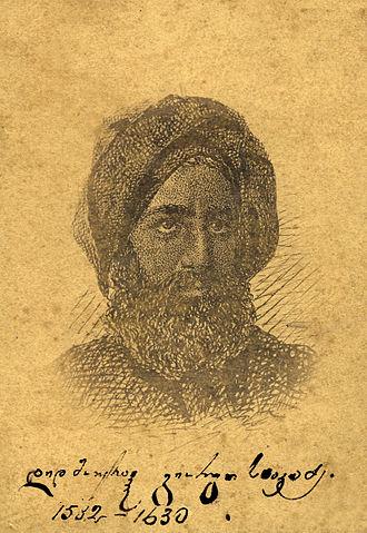 Teimuraz I of Kakheti - Giorgi Saakadze.